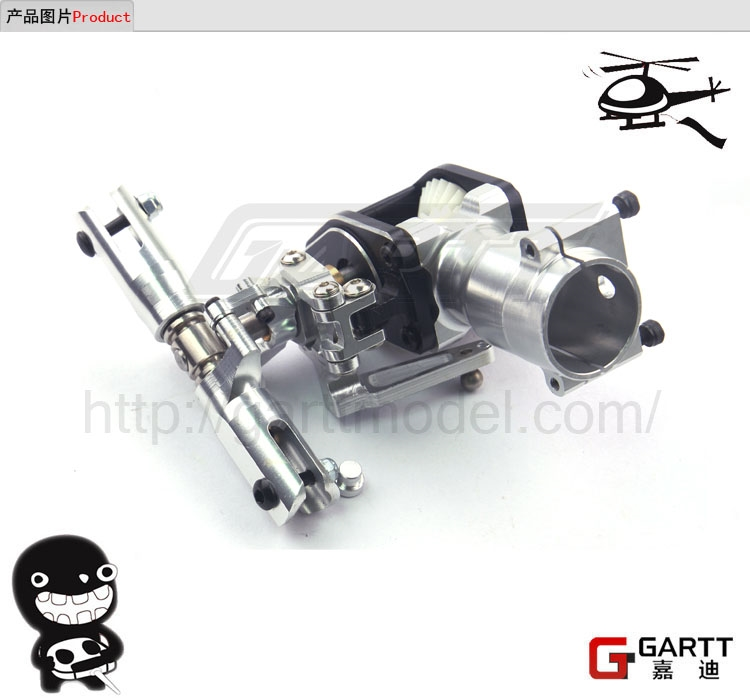 41.70$  Watch here - http://alizec.worldwells.pw/go.php?t=32549984496 - GARTT 700 metal tail holder assembly For Align Trex 700 RC Helicopter 41.70$