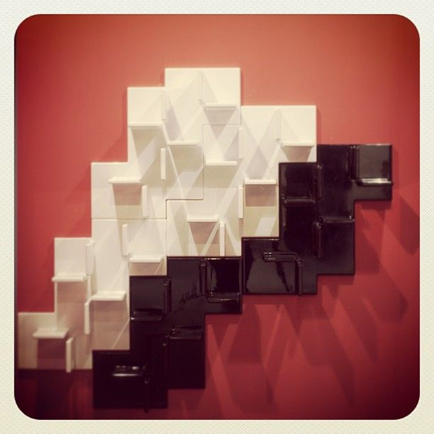 Cliff by Nendo: personalize your wall! #kartellgalleria #milandesignweek #salonedelmobile #mdw13