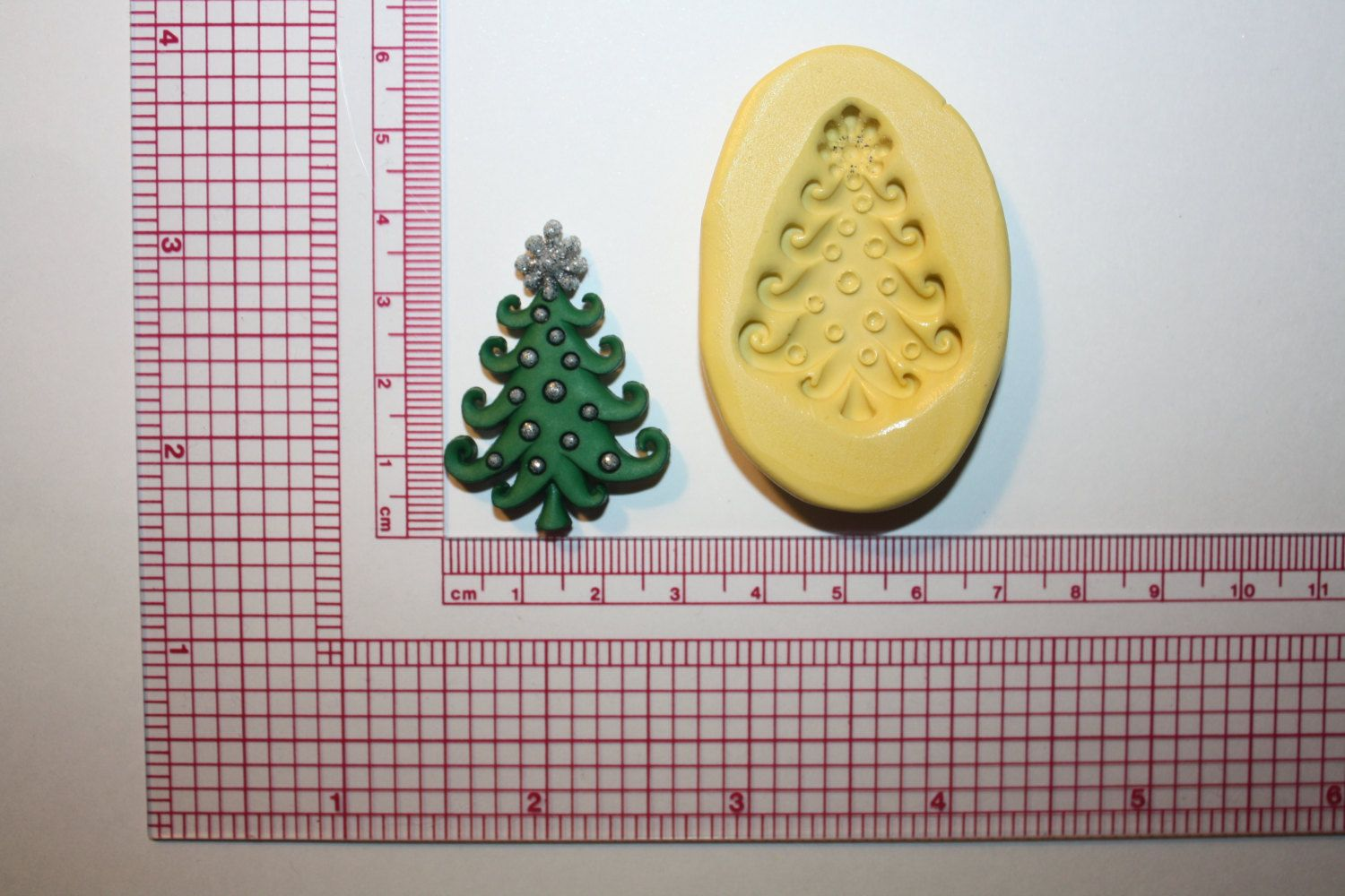 A personal favorite from my Etsy shop https://www.etsy.com/listing/210245566/christmas-tree-silicone-mold-christmas