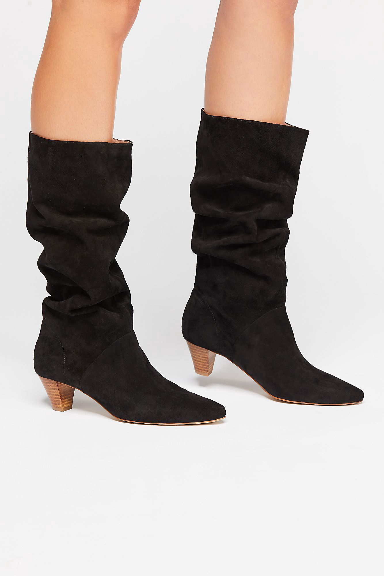 84610a3dea7 Free People Jaclyn Heel Boot - 36 Euro | Products | Boots, Bootie ...
