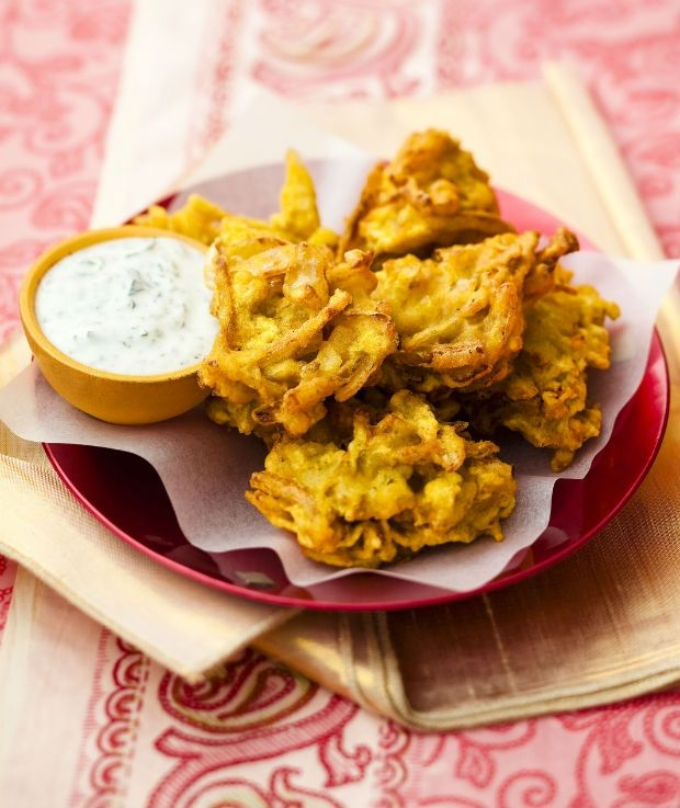Cibulov bhaji foto isifa indie pinterest indie meals onion bhaji this classic onion bhaji recipe makes 8 10 good sized onion bhajis that are packed with classic indian spices such as turmeric and ground forumfinder Images