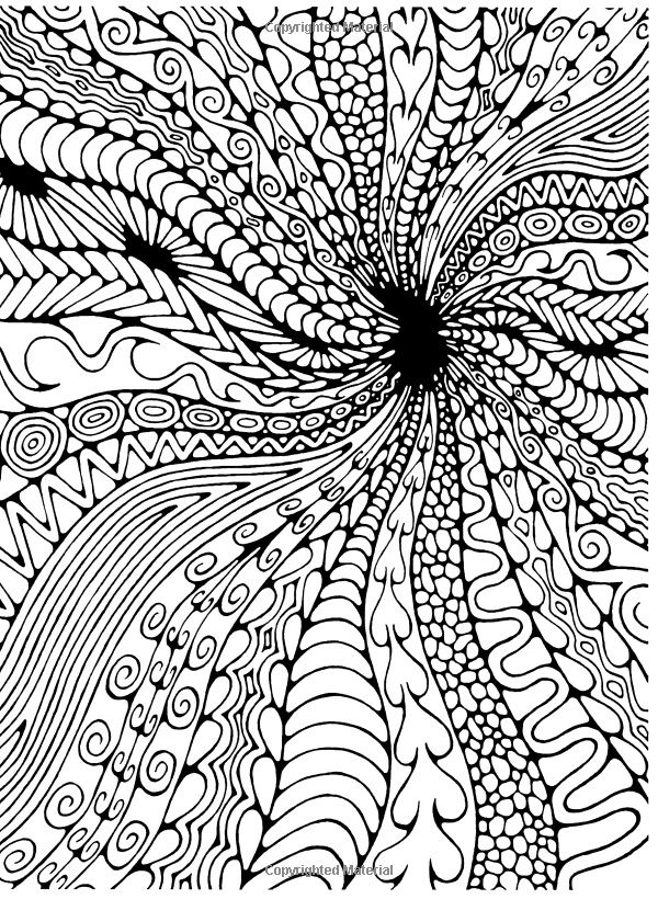 Pin By Kelley Ann On Coloriages Abstract Coloring Pages Detailed Coloring Pages Cool Coloring Pages