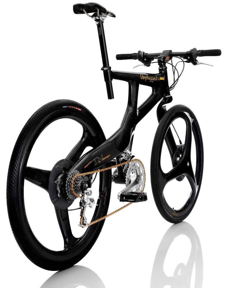 Maravilla en carbono. | Bicicletas del futuro | Pinterest ...