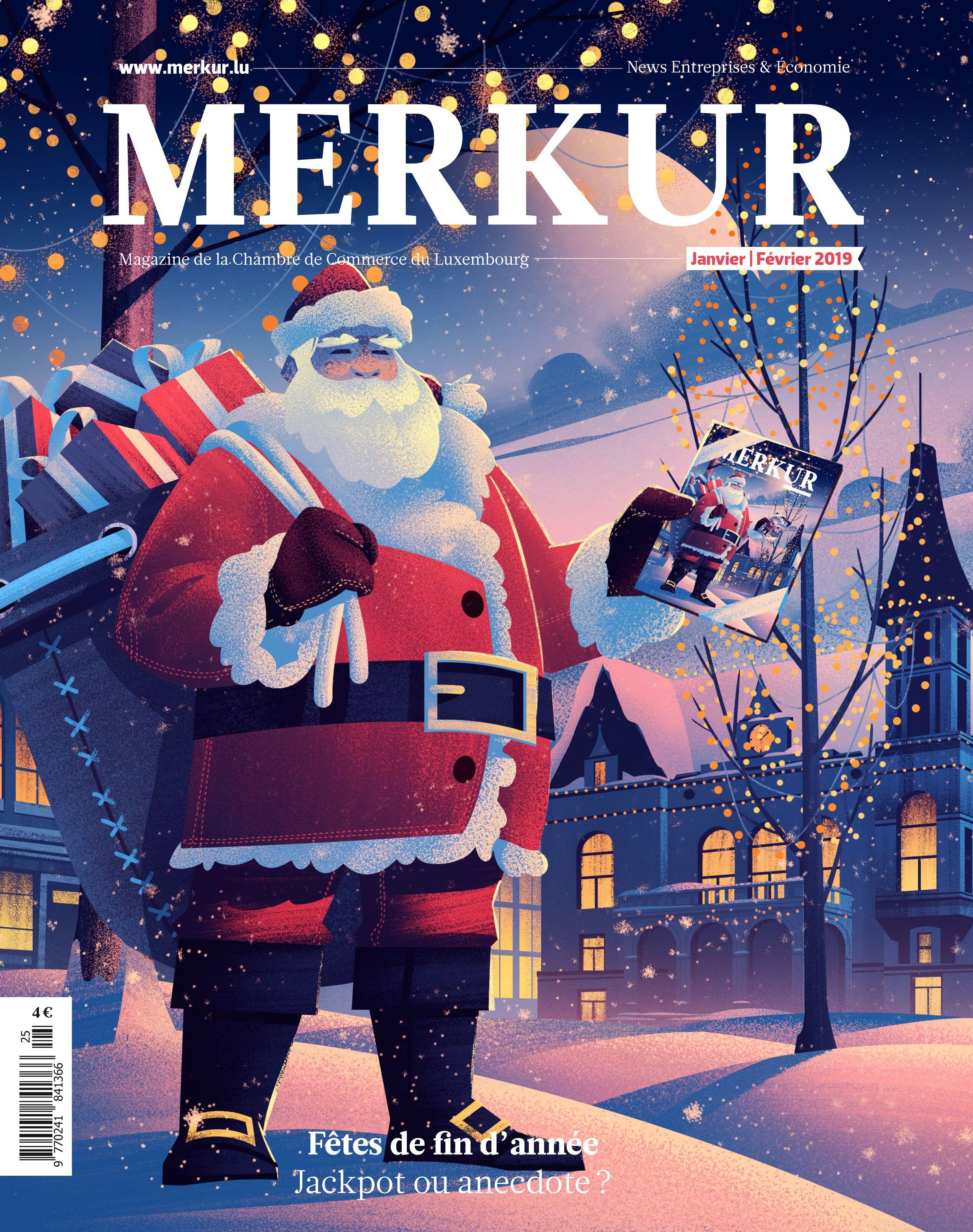 Le magazine de la chambre de commerce du luxembourg - Chambre du commerce chambery ...