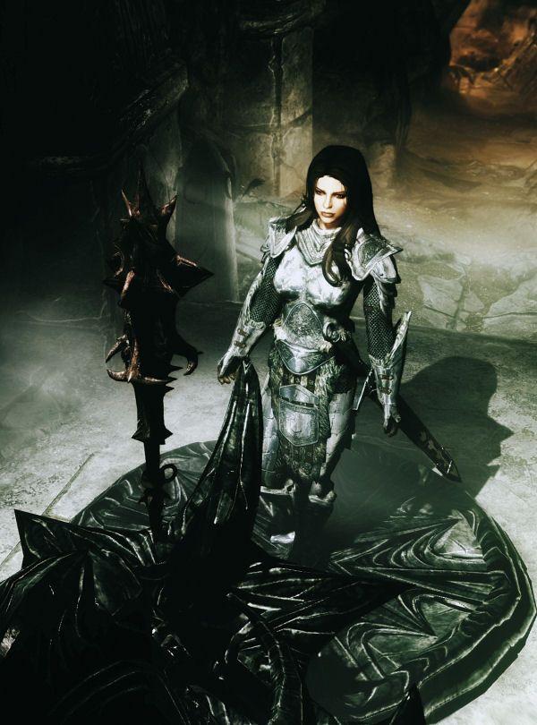 Pin by Aeryth Stark on lady warrior   Elder scrolls oblivion, Elder