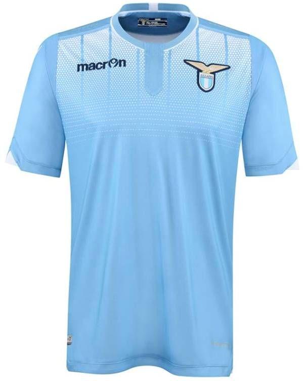 fd9acebb3 Lazio Home Shirt 2015 16 | Guerrilla Kit | Ss lazio, Football shirts ...