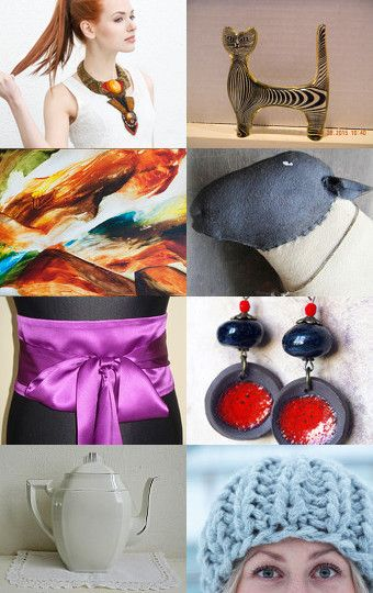 Autumn Bold and Beautiful by Debra on Etsy--Pinned with TreasuryPin.com