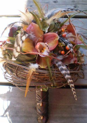 Brautstrauss Ausgefallene Brautstrausse Blumen Strauss Braut