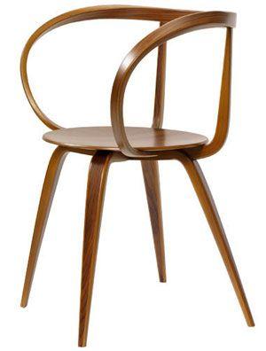 Marvelous George Nelson Pretzel Chair