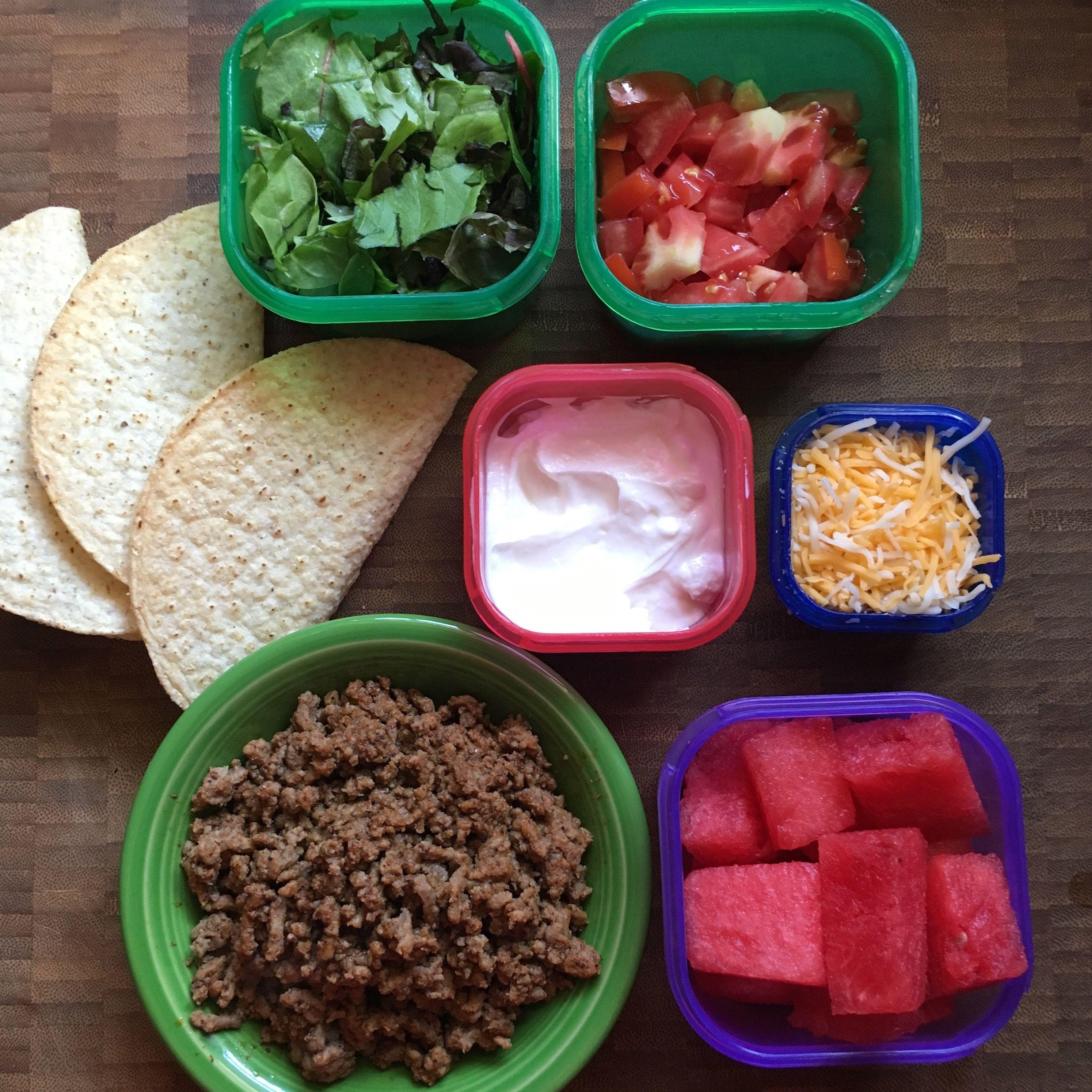 21 Day Fix Taco Tuesday!  Follow @achoredfitnessbyliz