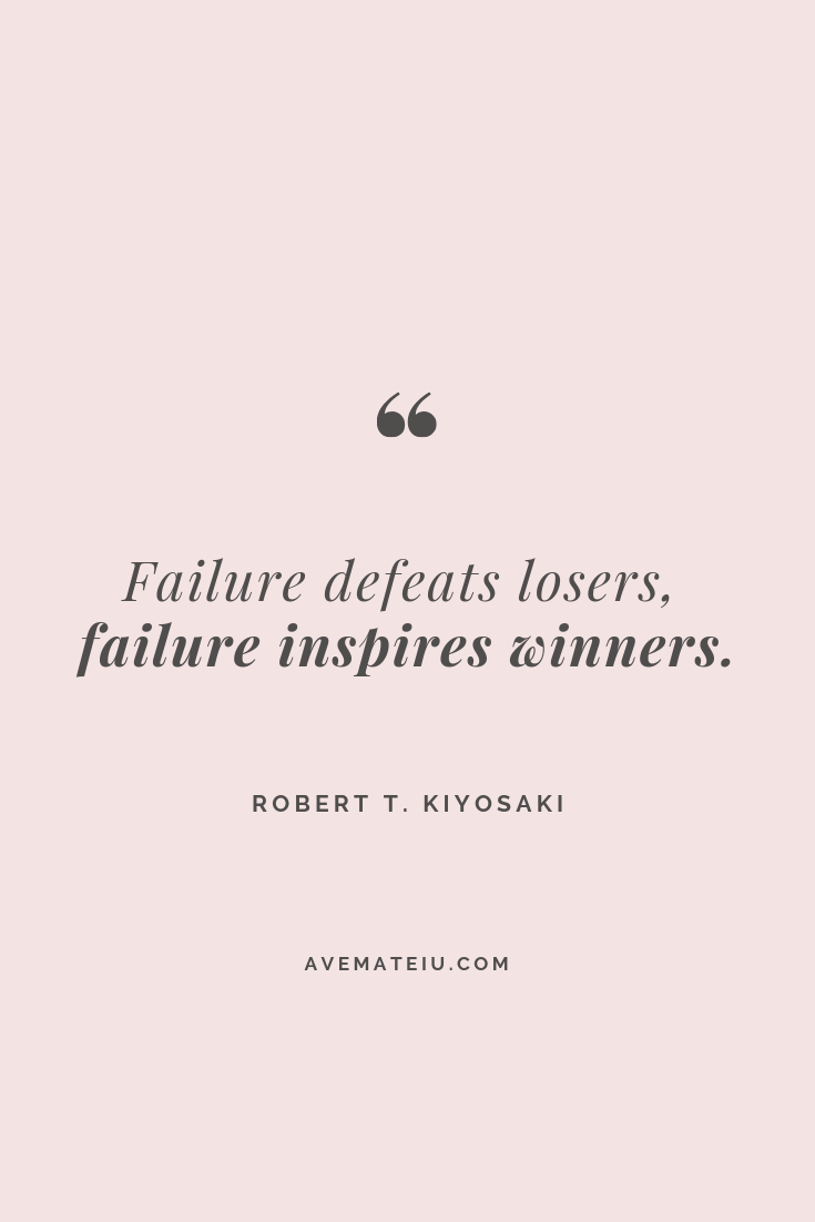Motivational Quote Of The Day - March 30, 2019 - Ave Mateiu