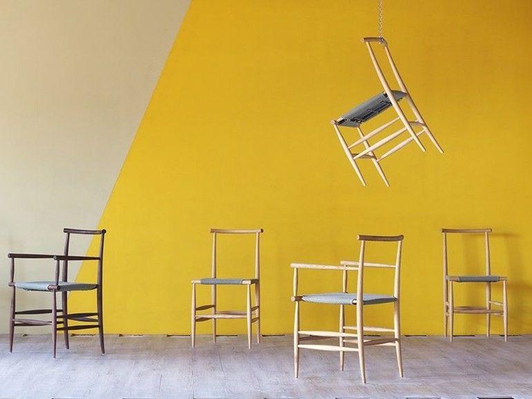 pelleossa wood Chairs - miniforms