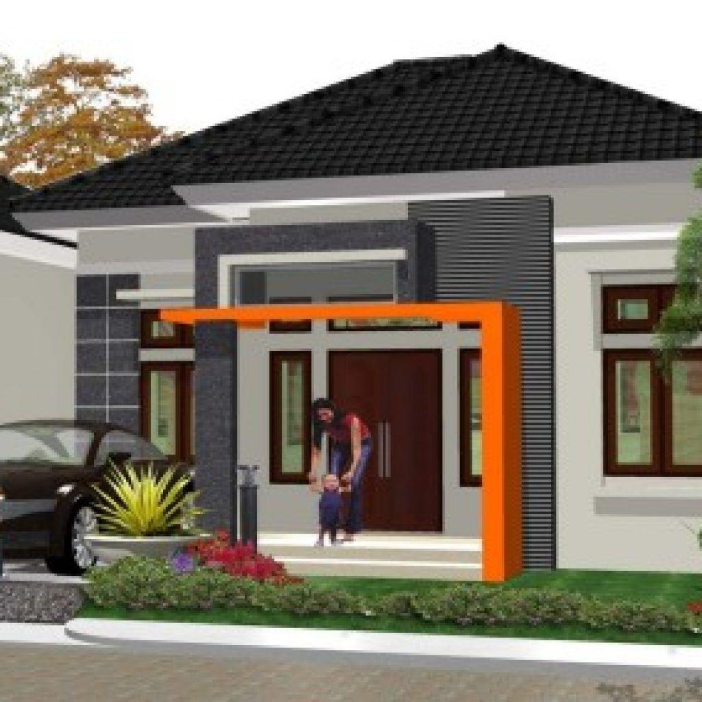 10 Bentuk Rumah Sederhana Ukuran 6x9 Terbaru 2020 Rumah Minimalis Rumah Modern Desain Rumah