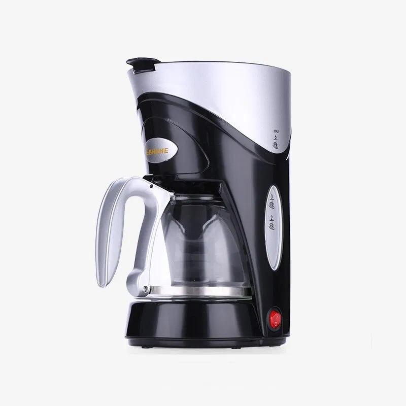 Home Semi Automatic Drip Coffee Maker Multifunction Machine Drip