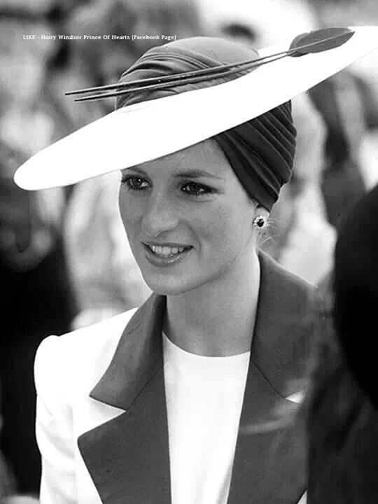.Princess Diana.