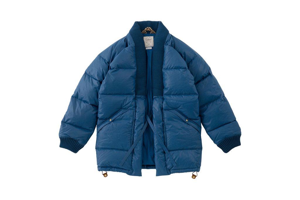 visvim Dotera Down Coat Fall/Winter 2016