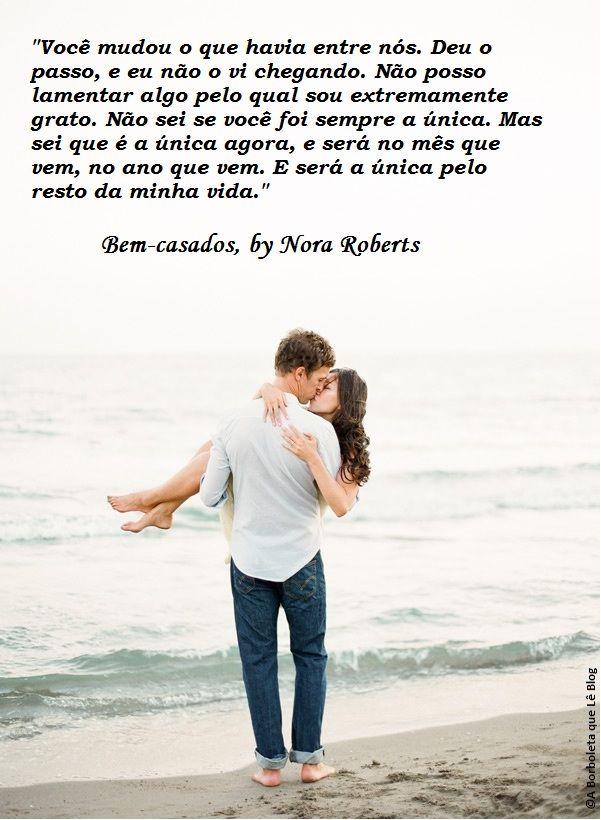 Bem-casados, by Nora Roberts (Quarteto de Noivas #3)