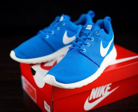 Nike Roshe Run Blue Hero/Sail