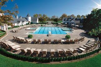 Trump National Golf Club Bedminster Pool Complex