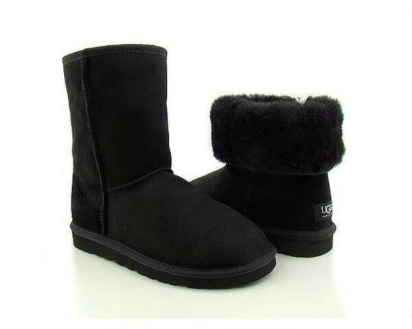 Short 5825 Black Ugg Classic Boots _391