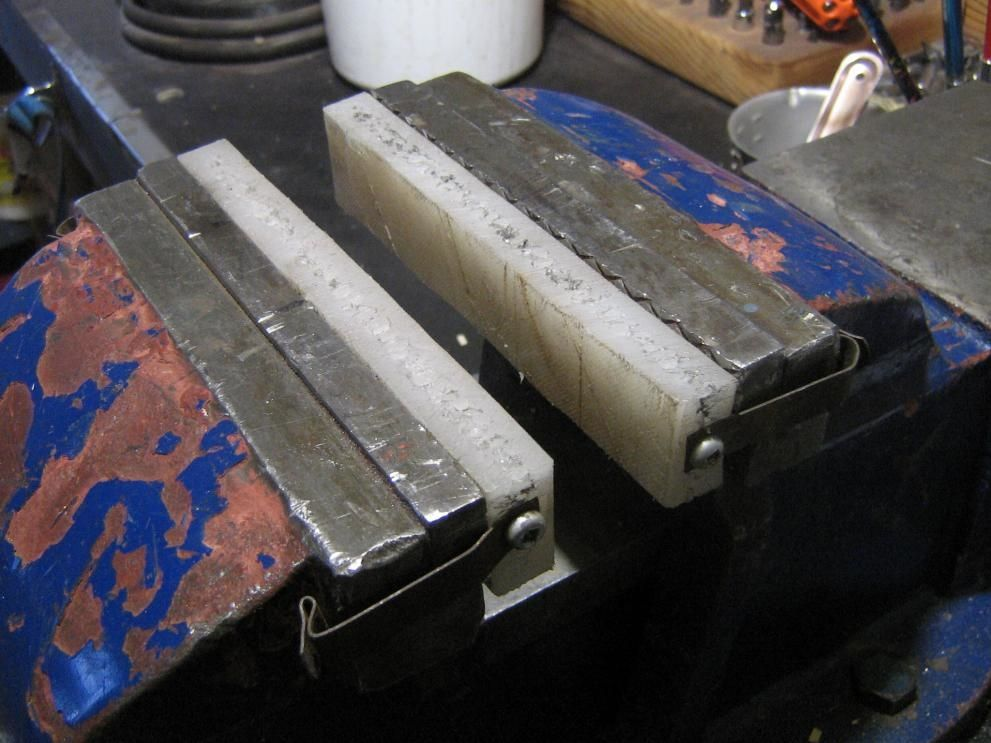 Soft Jaws For Bench Vise Part - 18: Soft Jaws For Bench Vise