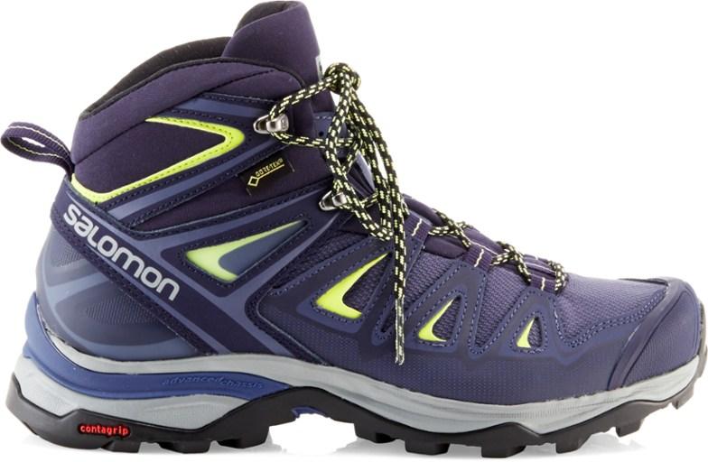 Salomon X Ultra 3 Mid Gtx Hiking Boots Women S Hiking Boots Women Hiking Boots Hiking Shoes Women