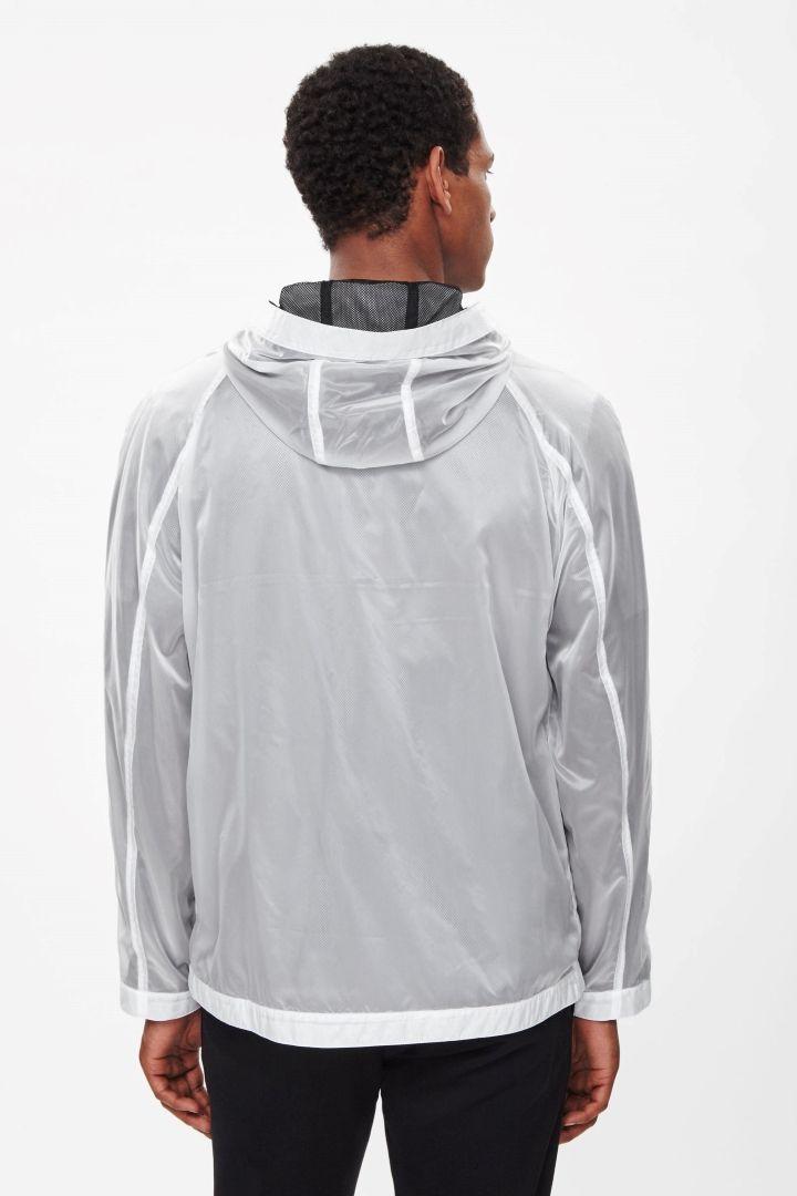 COS Reversible Hooded jacket