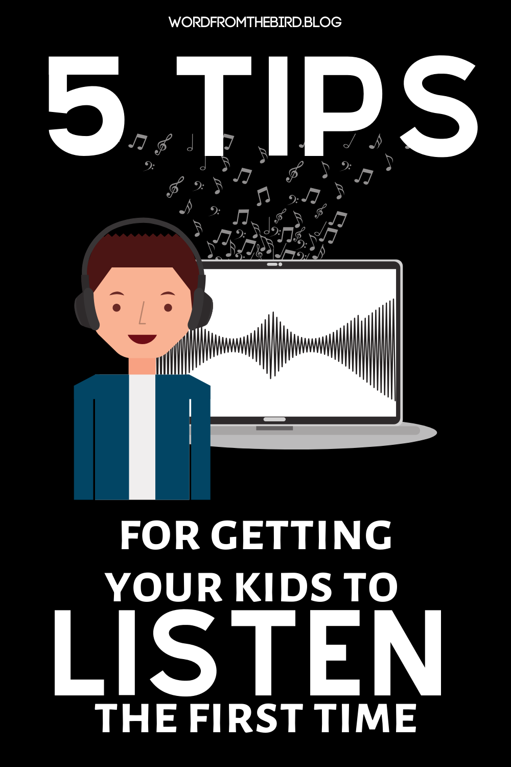 Photo of How To Speak So Kids Listen – 5 Ways to Better Communication With Your Kids- Word From The Bird