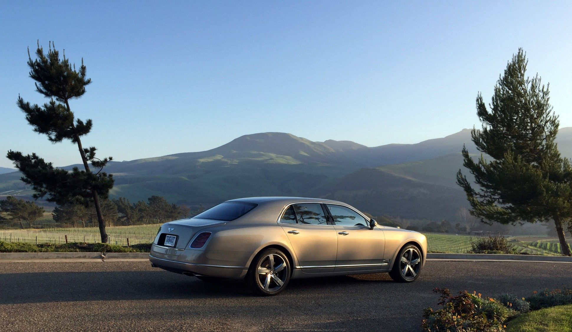 Road Testing The Bentley Mulsanne Speed An English Muscle Car