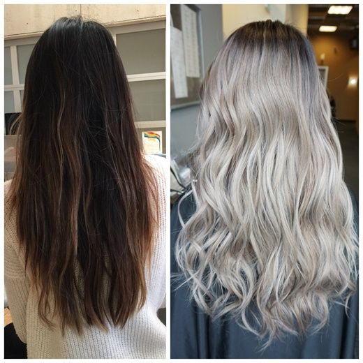 BIG MAKEOVER: Level 6/7 to Ash Blonde in Four Hours - Hair Color ...