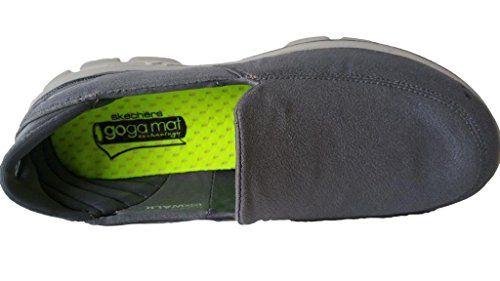 b928a1bc35d6b Skechers Go Walk 3 LT Mens Women's Walking Shoes Shoes Charcoal 13 ...