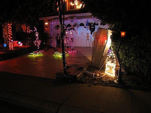 Outdoor Halloween Party Ideas Halloween Decor Pinterest