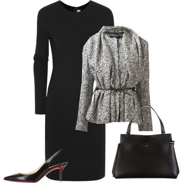 Untitled #2023 by injie-anis on Polyvore featuring polyvore, fashion, style, STELLA McCARTNEY, Lanvin, Christian Louboutin and CÉLINE