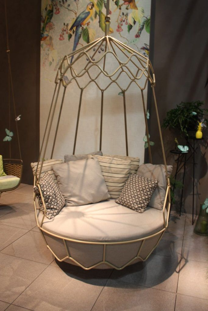 Fine Roberti Round Hanging Chair Patio Outdoor Furniture Ibusinesslaw Wood Chair Design Ideas Ibusinesslaworg