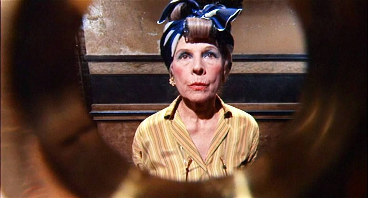 Image result for ruth gordon images from Rosemary's Baby
