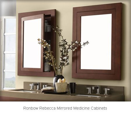 Wood Medicine Cabinets With Mirrors   Bing Images