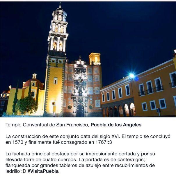 Pin de Areli Barrera en Puebla, Mexico | Torres, Siglo xv ...