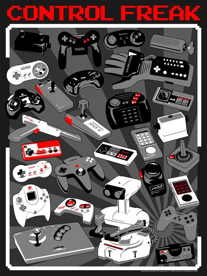 A Great New Retro Gaming Poster On Kickstarter Retro Video Games Retro Gamer Retro Gaming