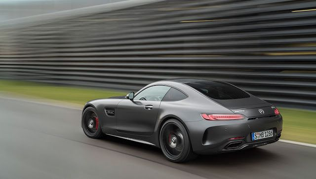 On 50th anniversary: More sports cars from Mercedes-AMG