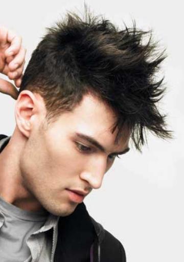 Faux Hawk Mens Hairstyles Cool Hairstyles Hair Styles