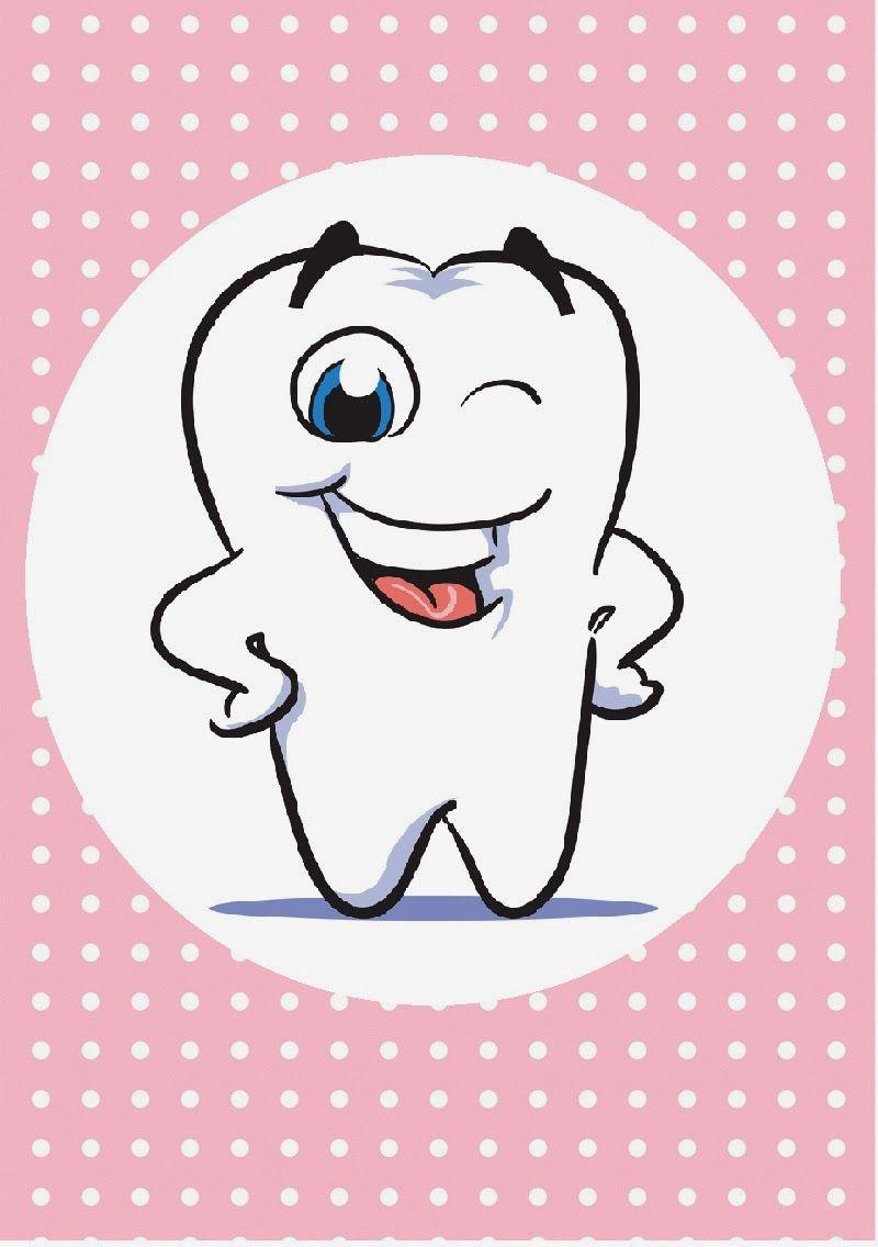 Открытки, открытка зуб своими руками