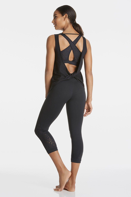 Fabeltics Best Workout Clothing Yoga Tops Sports Bra Yoga