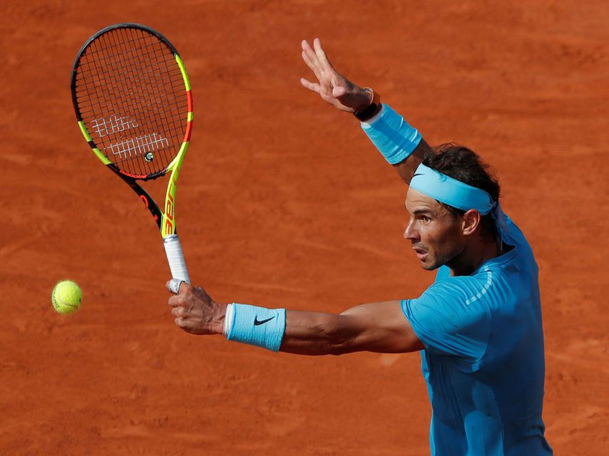 La Final De Roland Garros En Vivo Y En Directo Siga El Rafael Nadal Dominic Thiem Rafael Nadal El Final Directa
