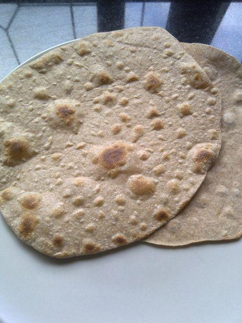 Simple Indian Flat Bread Recipe Easy Peasy Flatbread