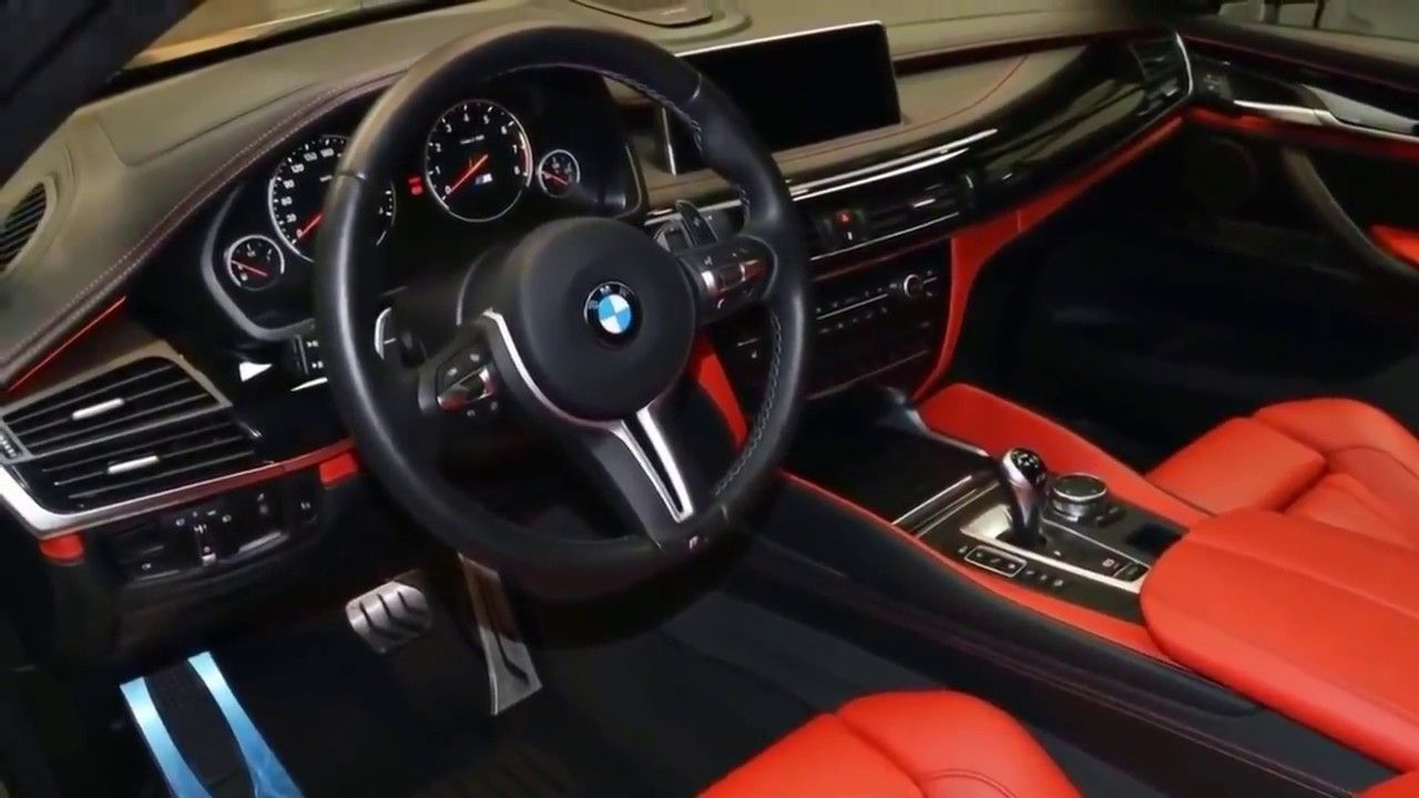 Bmw X6 2019 Interior Exterior And Review With Images Bmw X6