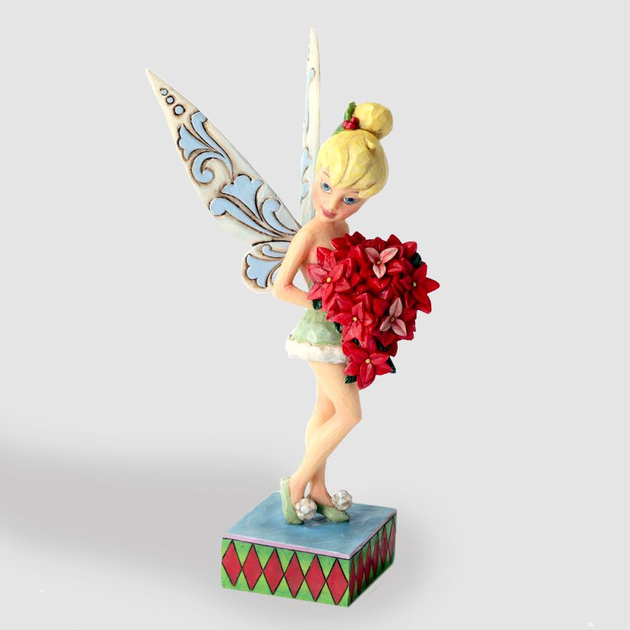 tinkerbell christmas figurines - photo #8