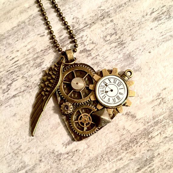 Collage Supplies Antique Lot Of 12 Pocket Watch Gears Barrels Locket Silver Steampunk Altered Art Watches, Parts & Accessories