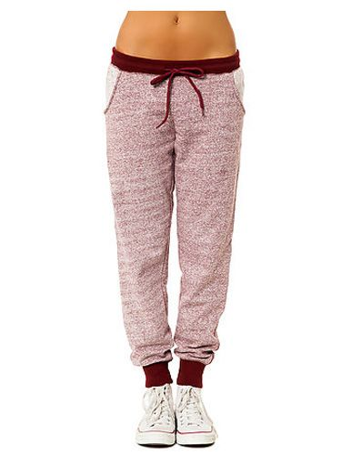 12 Stylish Sweatpants For Class | Clothes Contrast color and Comfy
