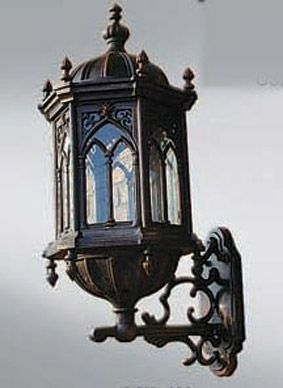Gothic Outdoor Light Google Search