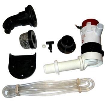 Rule Gentle Flow Oxygenator - 700GPH - 12V